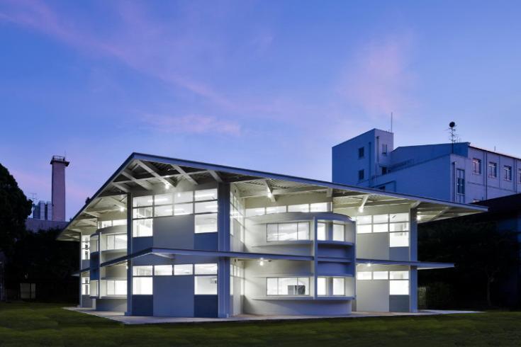 东京圣心国际学校室内设计方案图(含35张)