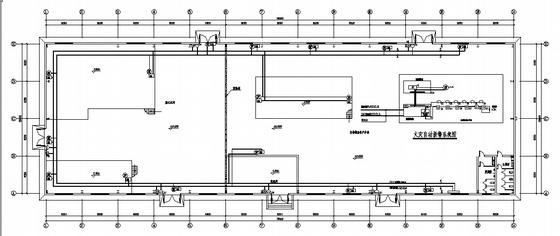 脂化、成品车间电气施工图