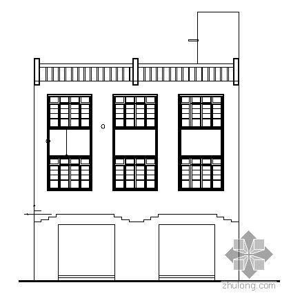 某三层私人住宅建筑结构施工图