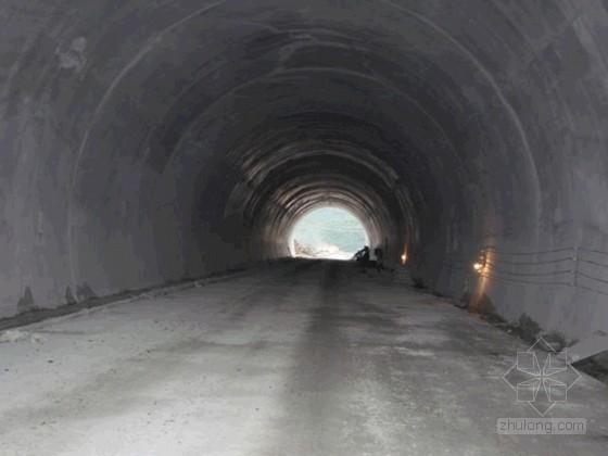 高速公路隧道工程实施性施工组织设计(新奥法 115页)