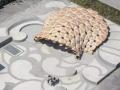 缝合建筑纺织技术在建筑尺度上的首次成功尝试