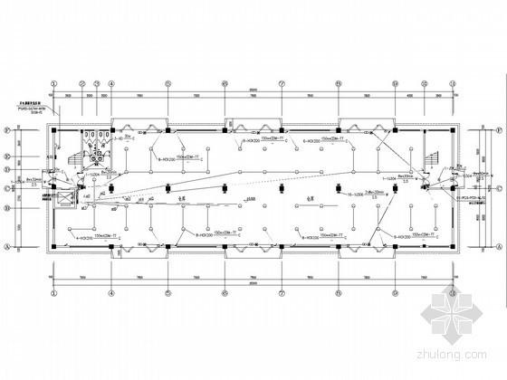 [江西]工业厂房建筑给排水施工图