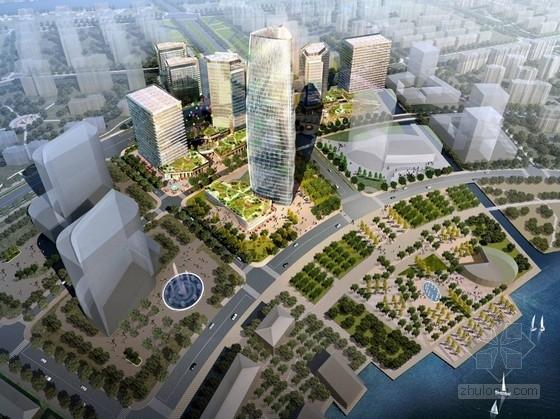 [江苏]超高层城市商业综合体建筑设计方案文本(知名地产)