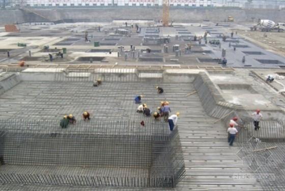 [四川]国际广场项目地下室建筑承包工程施工组织设计(LEED绿色认证)