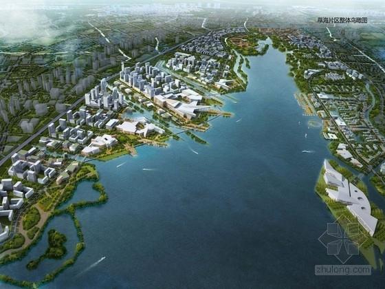 [昆明]水岸故里滨水活力新城景观设计方案