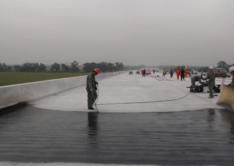 桥面系及附属工程施工技术