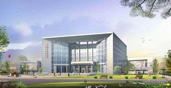 河南某大学图书馆临建工程施工方案