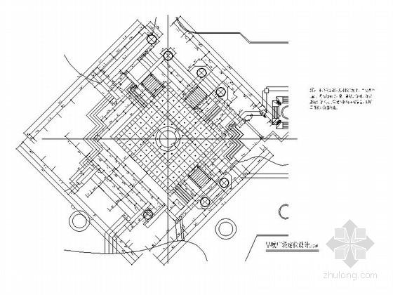 [四川]城市旱喷广场设计施工图