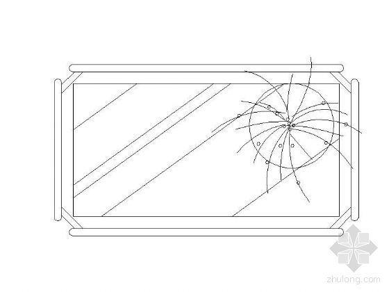 常用家具平面图块集