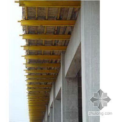 某高层建筑脚手架施工方案(落地架 悬挑架 高支模架)