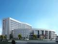 [四川]现代风格市级人民医院扩建规划方案文本