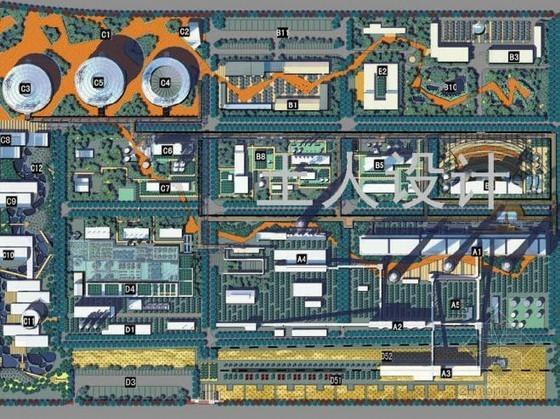 [大同]厂区改造规划设计方案