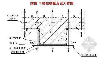 郑州某高层办公楼基础施工方案