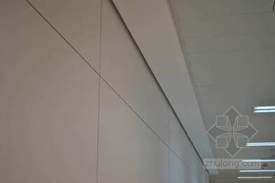 新型干挂树脂板装饰墙面施工技术总结(多图)