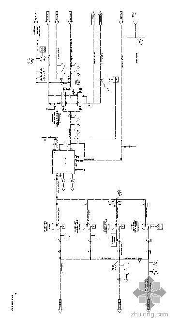 化工厂管道及仪表流程图