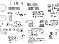 家装CAD模型大全(1)