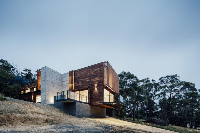 澳大利亚Invermay住宅