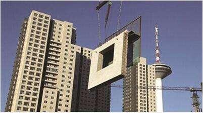 """中国装配式建筑走向海外 续写三天盖层楼""""神话"""""""