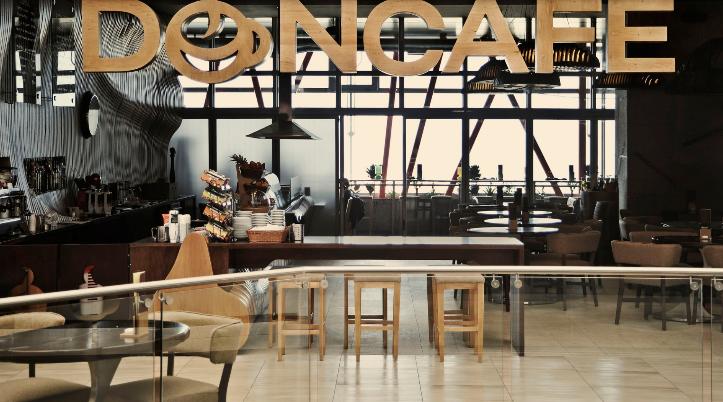 DonCaféHouse咖啡馆的房子室内装修设计实景图(14张)_3