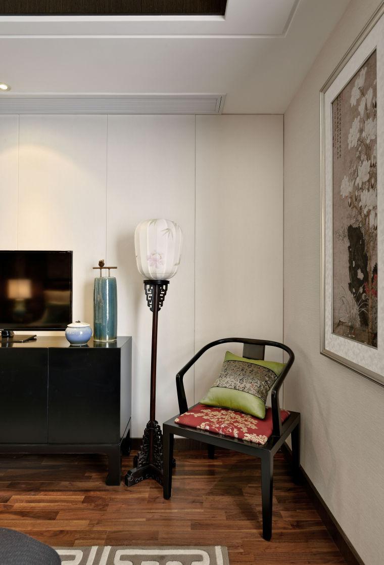 融林星海湾新中式样板房室内实景图 (5)