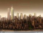 重庆解放碑cbd金融街城市设计完整文本(155页PDF)