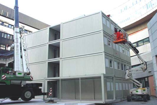 集装箱活动房北京首家专业销售租赁平台成立