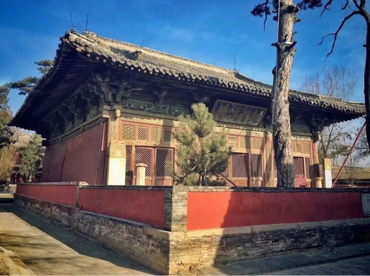中国现存的木结构古建筑前50座,看一眼少一眼了~_11