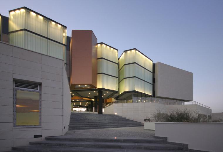 土耳其Hacettepe大学博物馆和生物多样化中心-11