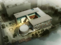 [福建]石狮市图书馆建筑设计方案文本