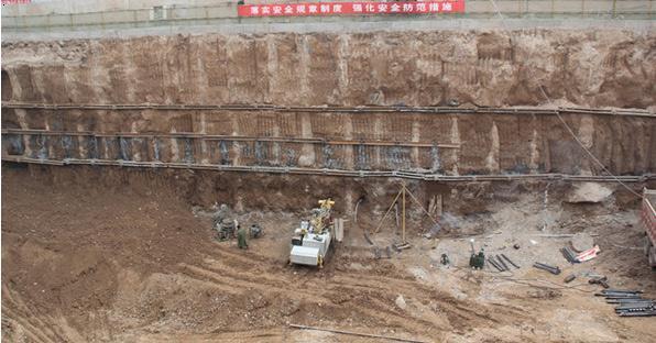 浅谈提高旋挖支护排桩成桩质量