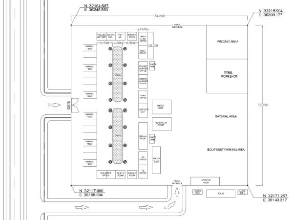 沙特阿拉伯延布道路及公用设施施工组织设计(40页)