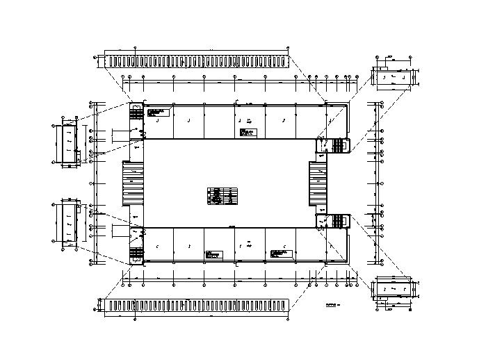 江西学校五层实训楼电气施工图(图审回复+综合楼全套看下面关联资料)