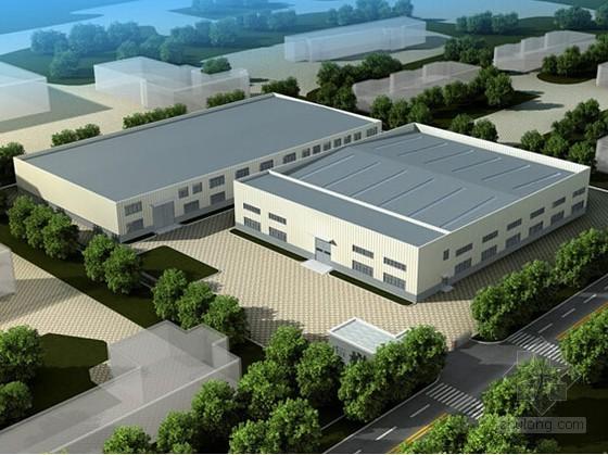 [合肥]工厂厂房新建项目土建工程成本分析实例(分部分项报价)
