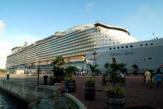 """一座海上的超级巨无霸,把""""公园""""搬到了船上!!_3"""