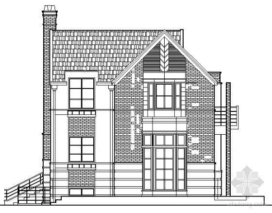 某二层独立别墅设计方案(36号)