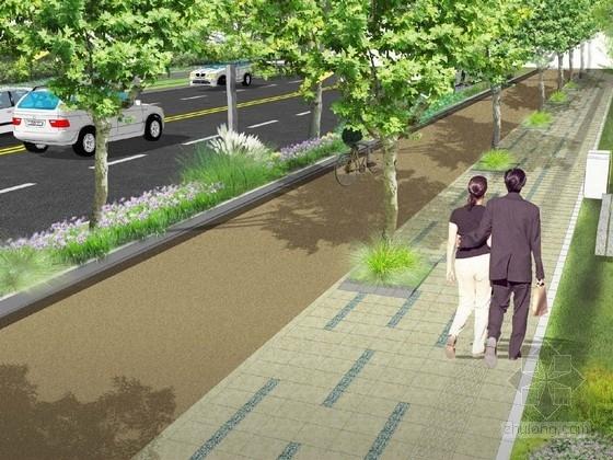 [南京]自然生态城市岛屿景观规划设计方案
