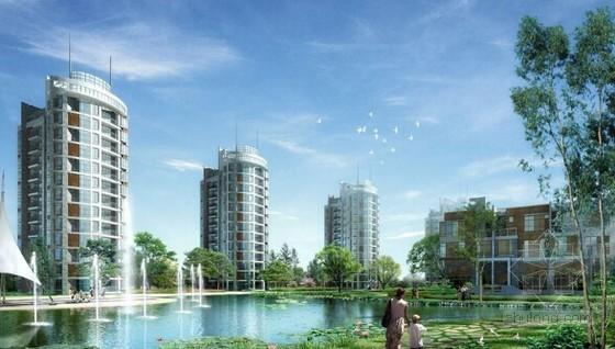 [北京]住宅楼基坑支护工程投标报价实例全套(含图纸 施工方案95页)