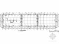 [湖南]单层钢筋混凝土框排架结构粮仓结构施工图