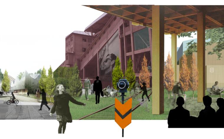 3套AECOM效果图素材-城市景观效果图PSD分层源文件(2)