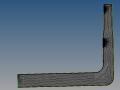 最近有人问T型和L型送风管路布置,为什么尽量选T型