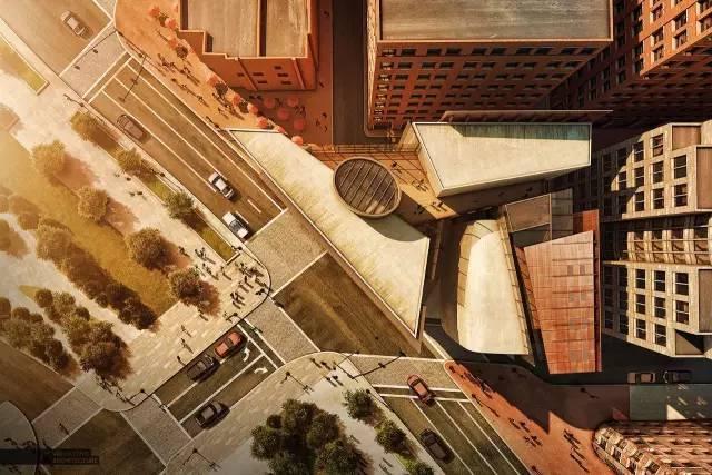 建筑表现图还可以这样画!_14