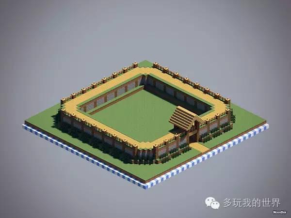 值得学习的建筑技巧设计非常独特的十款城墙_8