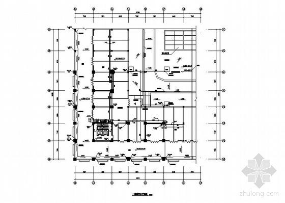 重庆某二十五层商住楼给排水竣工图