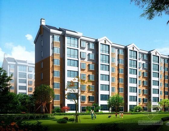 [南京]住宅项目建安工程造价指标分析(建筑面积16万平方米)