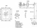 [安徽]市政道路交通信号监控工程施工图设计25张