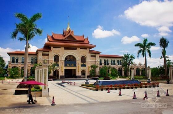 [云南]大型文化旅游项目展示中心工程管理策划书