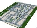 [北京]某風景住宅小區二期規劃設計方案(二期招標文件、控規指標、配套戶型平面)