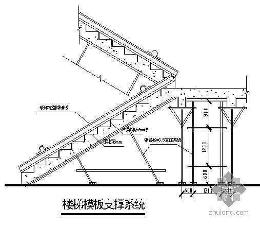 天津市某高层住宅小区施工组织设计(93.45m高、框剪结构、群塔)