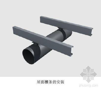 武汉某礼堂钢结构施工组织设计