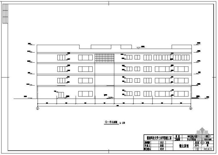 [学士]某框架商场毕业设计(计算书、施工组织设计、建筑结构设计图)_2